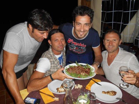 Agriturismo Il Giglio di S. Antonio: si mangia benissimo