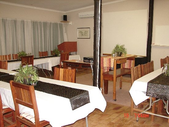 Panorama Guest Farm: CONFERENCE FACILITIES