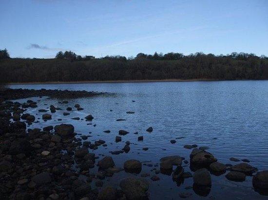 Finn Lough: Beautiful evening