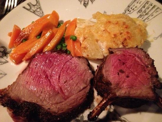 Restaurant Chez Heini: Einfach perfekt...