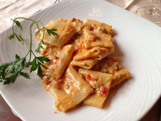 Ristorante Bilacus : Amazing pasta
