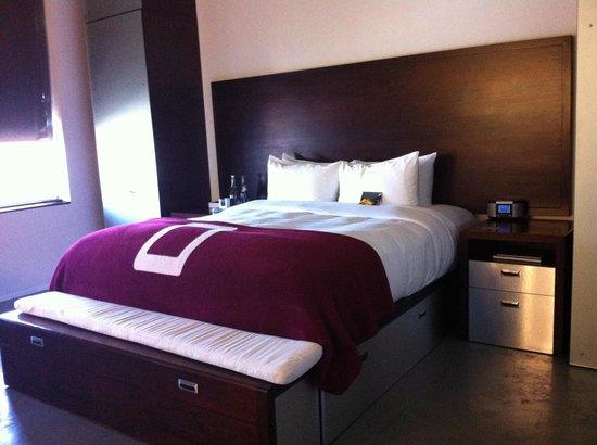 The Keating Hotel by Pininfarina: Vista room