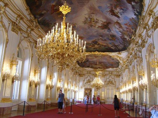 Schloss Schönbrunn Orchester: Grands salons d'apparat de Schonbrunn