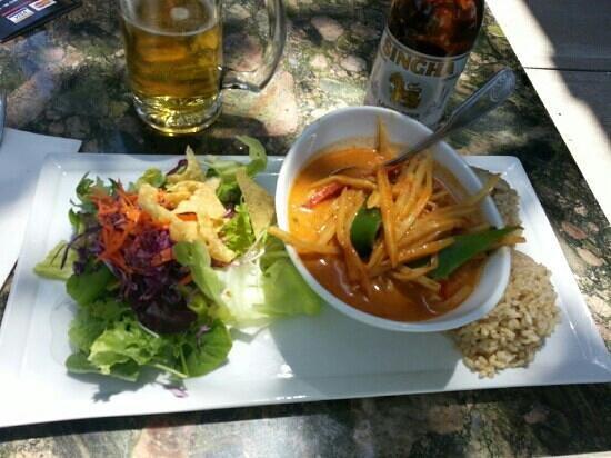 Photo of Asian Restaurant My Thai Restaurant at 1815 Osos St, San Luis Obispo, CA 93401, United States