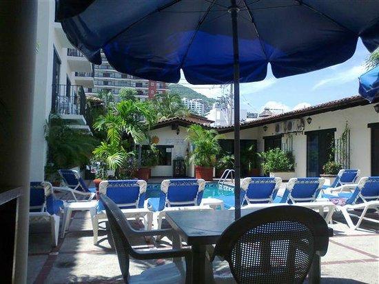Vallarta Sun Suites & Hotel: Alberca