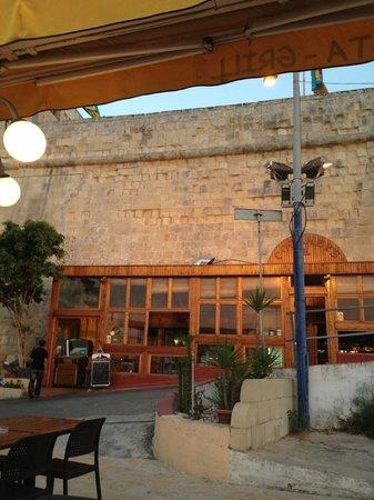 Cockney's Restaurant: Cockney's in Valletta