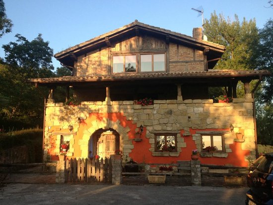 Caserío Buenavista- Kaxkarre: Exterior