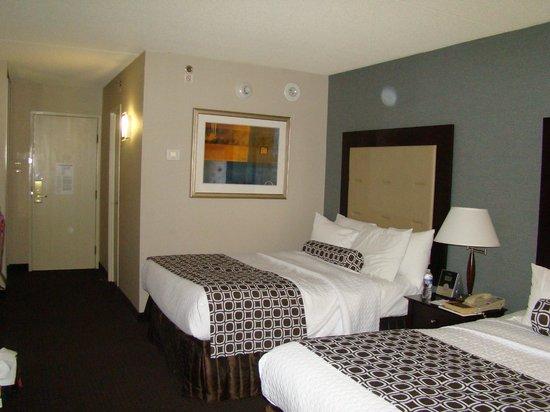 Crowne Plaza Philadelphia West: Room 518 in Dedicated Women's traveler floor