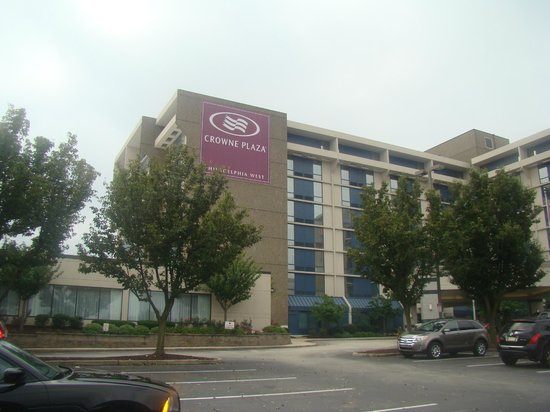 Crowne Plaza Philadelphia West: Hotel