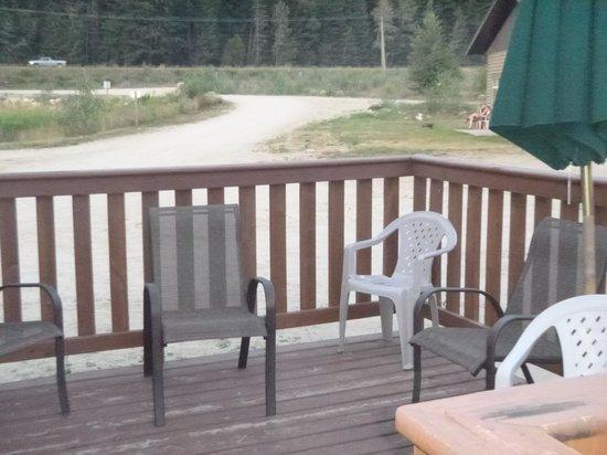 Crazy Creek Resort : Masterbedroom