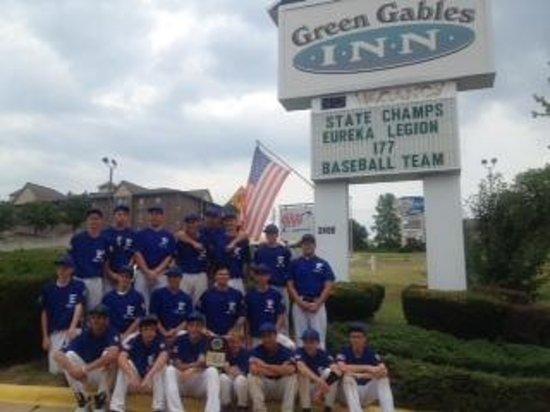 Green Gables Inn: State Champs
