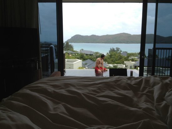 Raffles Seychelles: Good Morning