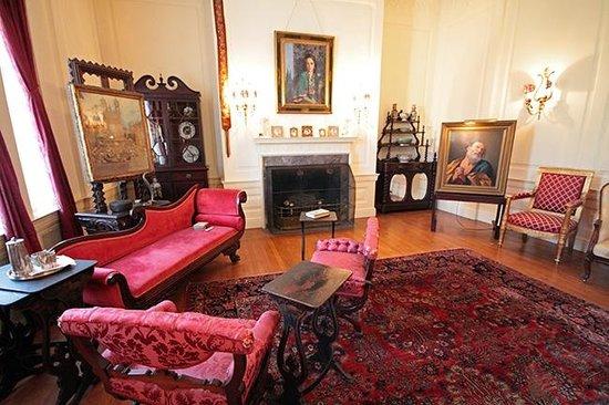 The President Woodrow Wilson House: President Woodrow Wilson House