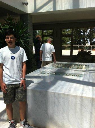 Josip Broz Tito Mausoleum: respect