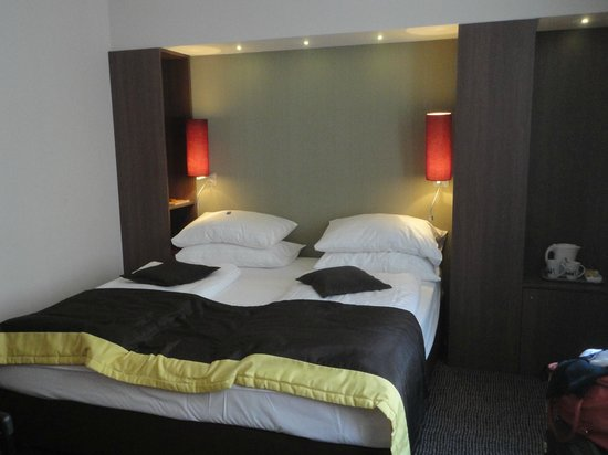 Mercure Wien City: Quarto