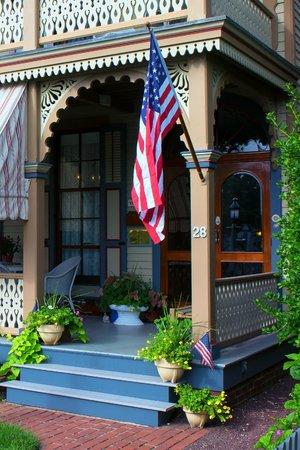Gingerbread House : Entrance