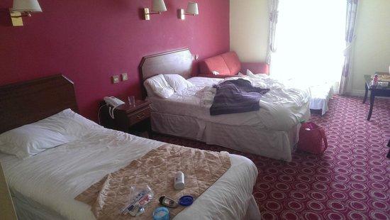 The Holyrood Hotel: Room