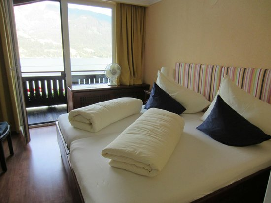 Hotel Seehof: Cosy and clean - very comfy beds