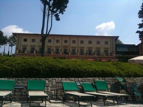 Ingresso alla piscina termale picture of fonteverde san casciano dei bagni tripadvisor - San casciano dei bagni hotel ...