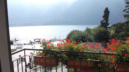 Regina Olga Hotel : View from balcony