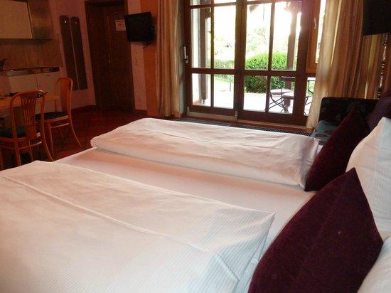 Hotel Fantasia : chambre