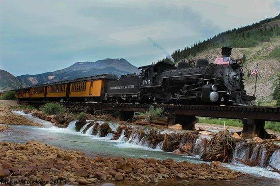 The durango silverton narrow gauge railroad foto di for Noleggio di durango cabinado colorado