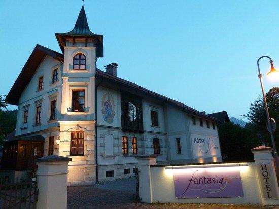 Hotel Fantasia : hotel