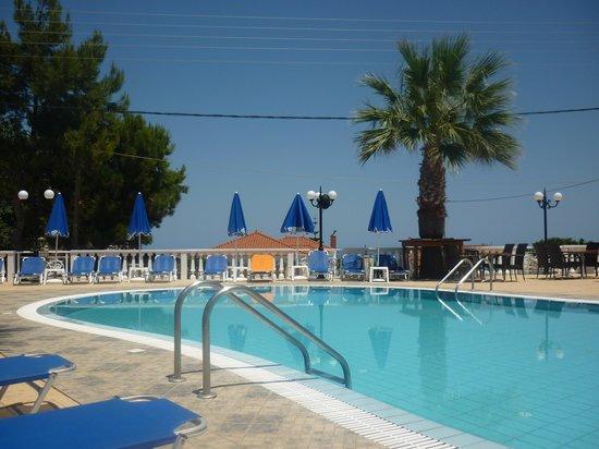 Arkadia Hotel: Piscina