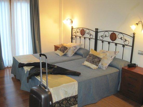 Hotel Tossal d'Altea: Habitación