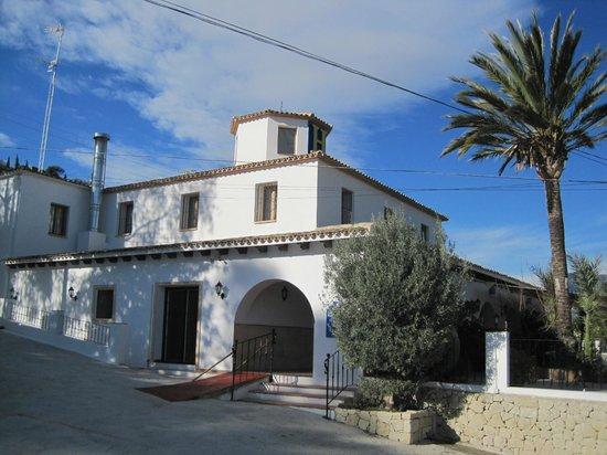 Hotel Tossal d'Altea: Entrada principal