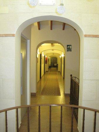 Hotel Tossal d'Altea: Pasillo habitaciones