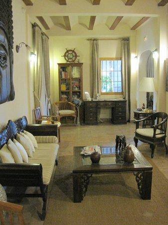 Hotel Tossal d'Altea: Salas comunes