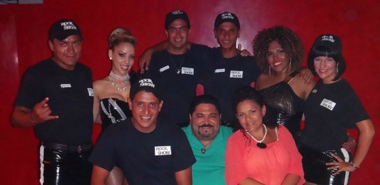 Iberostar Grand Hotel Paraiso : Staff Friends and Band Singers