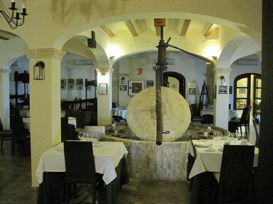 Hotel Tossal d'Altea: Comedor restaurante