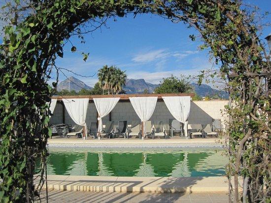 Hotel Tossal d'Altea: Piscina