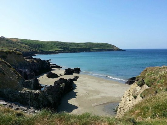 Sextons Caravan and Camping Park: One of Our Closest Beaches ..Dunworley ..