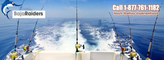Baja Raiders Sport Fishing Charters : Call Us For Your Reservation!