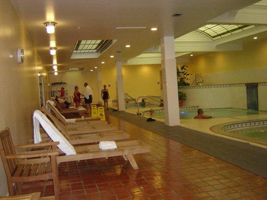 Quapaw Bathhouse: Various Pools