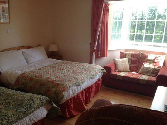 Rockfield House: Bedroom