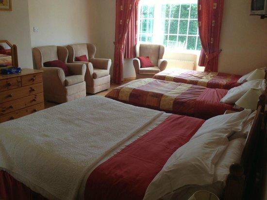 Rockfield House: Family Room