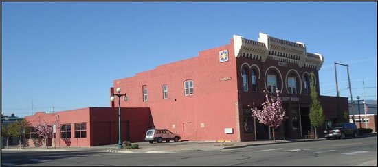 Kittitas County Historical Museum: A view of the entire Museum
