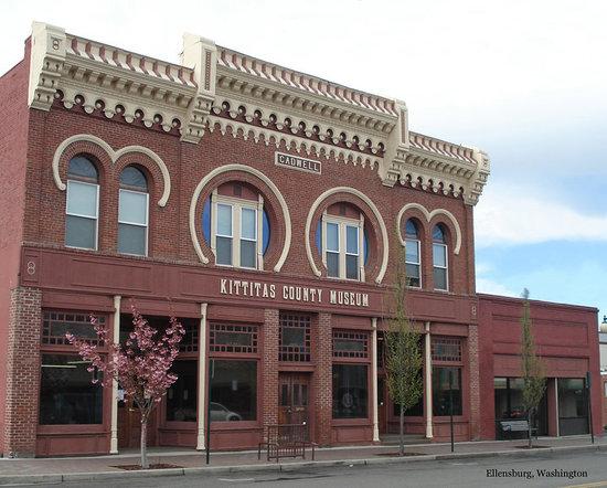 Kittitas County Historical Museum : Museum in 2010