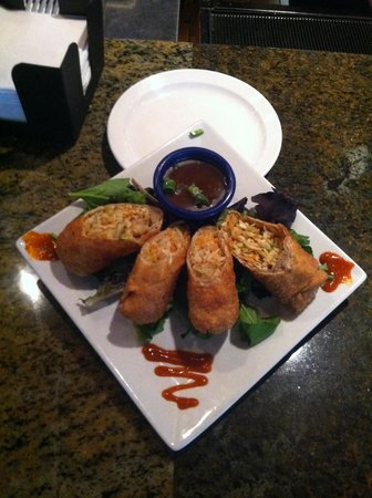 Cape Fear Seafood Company: Egg Roll Appetizer