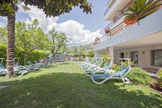 Hotel Villa Stella Torbole Sul Garda Tn Italien
