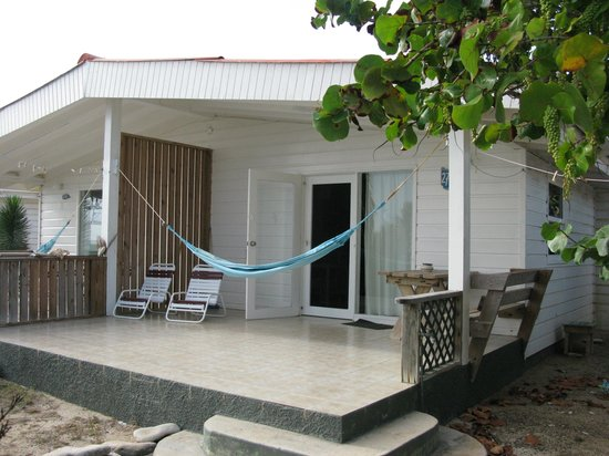 Sorobon Beach & Wellness Resort : Our cottage