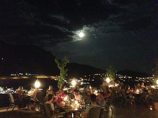 Kalkan Regency Hotel: Sea Point Restaurant @kalkanregency