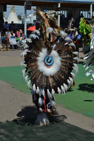 Browning, MT: pow wow