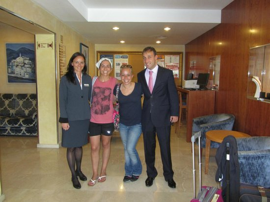 Catalonia Majorica Hotel: Personal muy amables