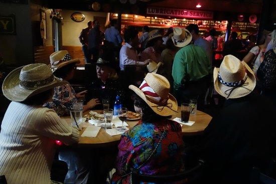 Mangy Moose Restaurant and Saloon : Mangy Moose Saloon, Jackson Hole (Teton Village), Wyoming