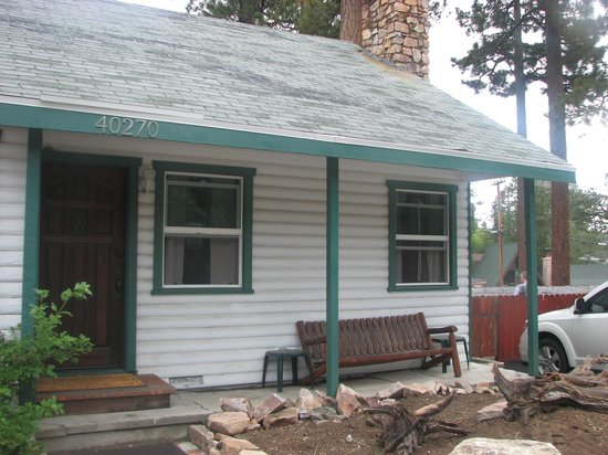Hillcrest Lodge: cottage